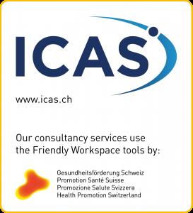 ICAS Health Promotion Switzerland Friendly Workspace