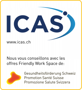 ICAS - Friendly Workspace Promotion Santé Suisse